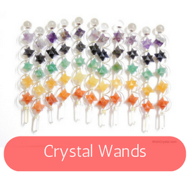 Crystal Wands
